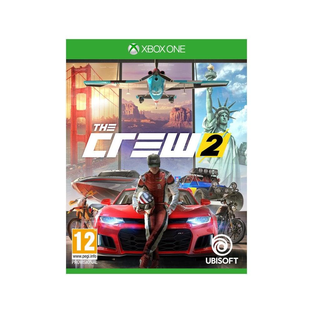 The Crew 2 Standard Edition XBOX ONE/SERIES X|S Ключ 🔑