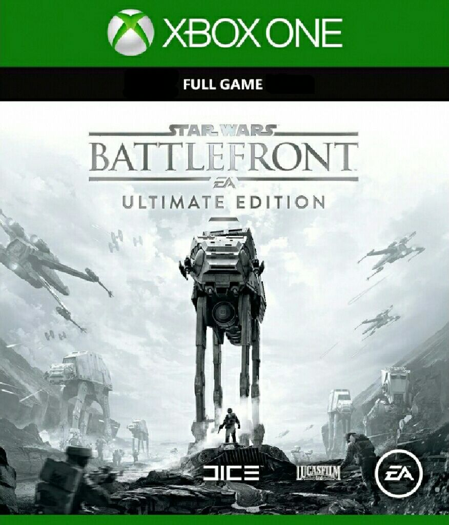 STAR WARS Battlefront Ultimate XBOX ONE / X|S Ключ 🔑