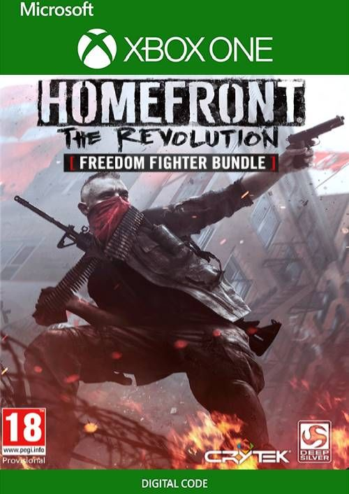 Homefront: The Revolution Freedom Fighter Bundle XBOX🔑