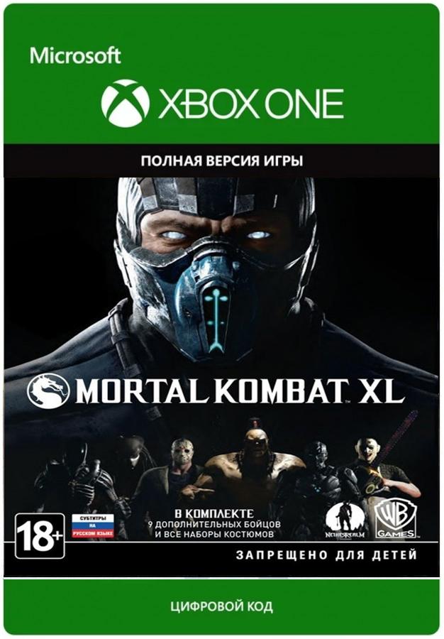 Mortal Kombat XL XBOX ONE / XBOX SERIES X|S Ключ 🔑 💥