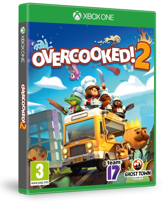 Overcooked! 2 XBOX ONE / XBOX SERIES X|S Ключ 🔑
