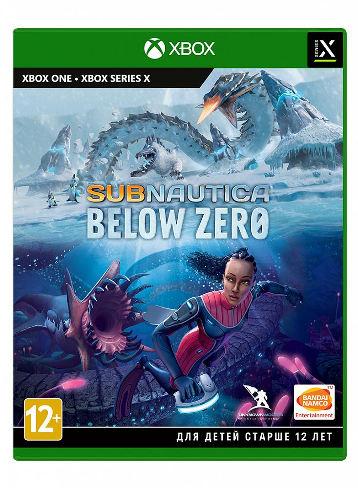 Subnautica: Below Zero Xbox One/Xbox Series X S Ключ 🔑