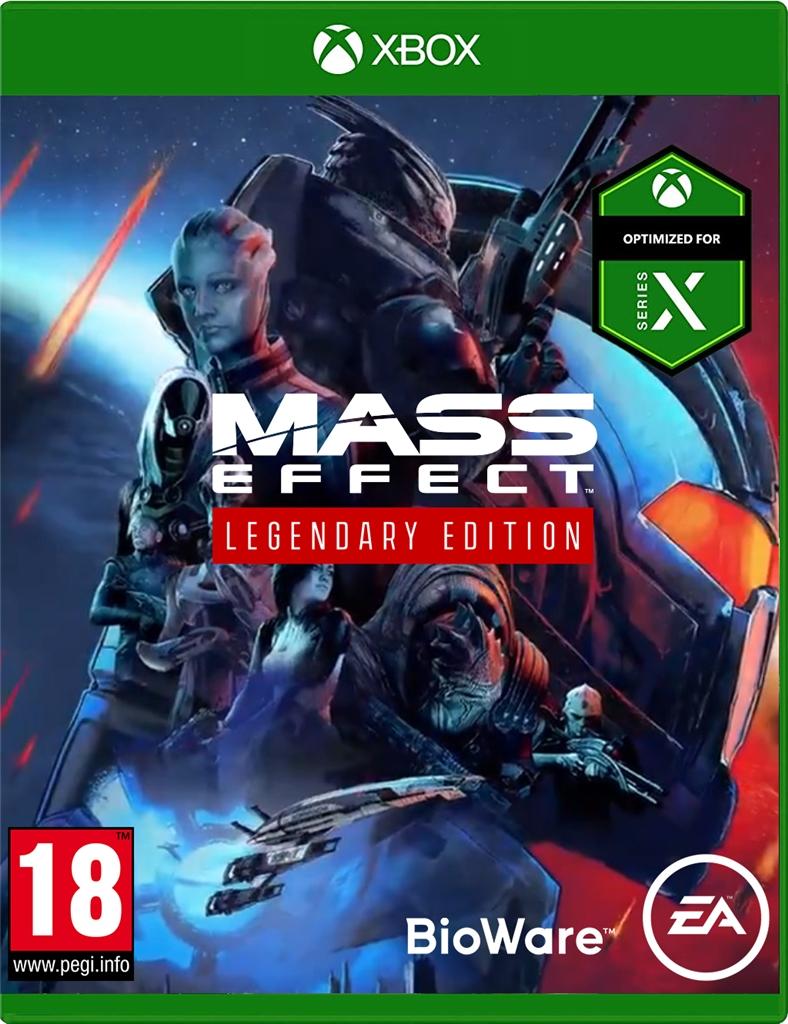 Mass Effect Legendary Edition XBOX ONE / X|S Ключ 🔑