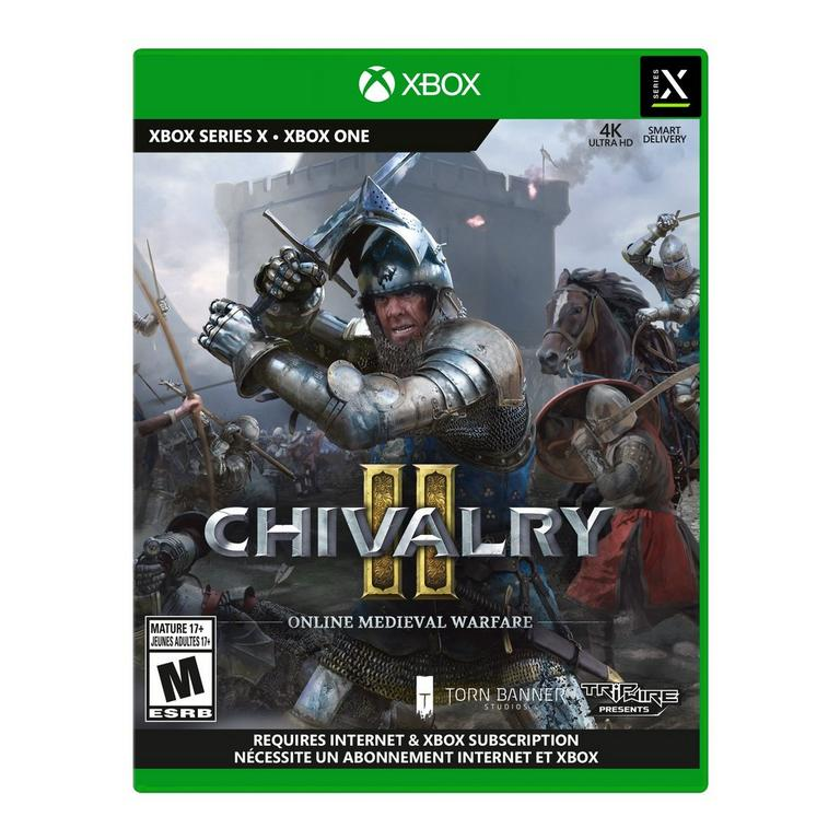 Chivalry 2 XBOX ONE / XBOX SERIES X S Ключ 🔑 🔪 🌎