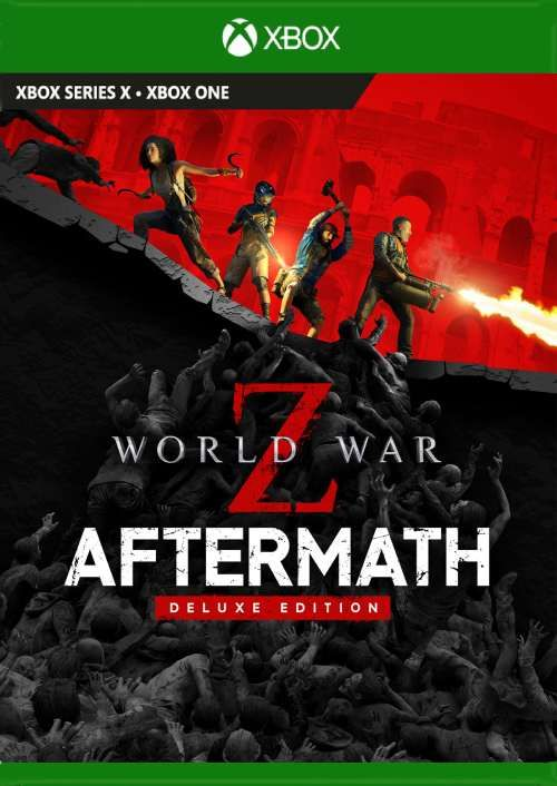 World War Z: Aftermath Deluxe Edition XBOX Ключ 🔑