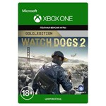 WATCH DOGS 2 GOLD EDITION XBOX ONE / X|S Ключ